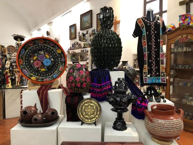 Promueve IAM artesanía michoacana a través del mercado digital