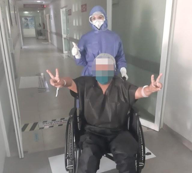 Suman 14 egresos hospitalarios por COVID-19 en Hospital de Apatzingán