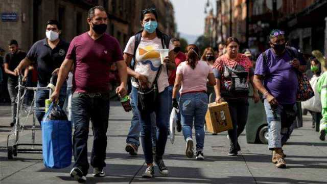 México cierra febrero con 185 mil 715 muertes por Covid-19