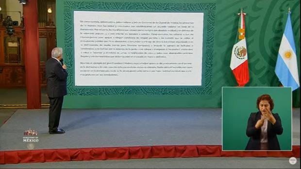 Llama AMLO a gobernadores a acuerdo democrático para que haya neutralidad en elecciones