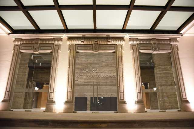 Concluye Gobierno de Michoacán obra del Teatro Mariano Matamoros