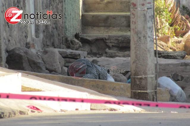Hombre es ultimado a tiros en la colonia Trasierra