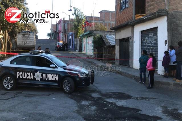 Matan a hombre en la colonia La Esperanza, Morelia