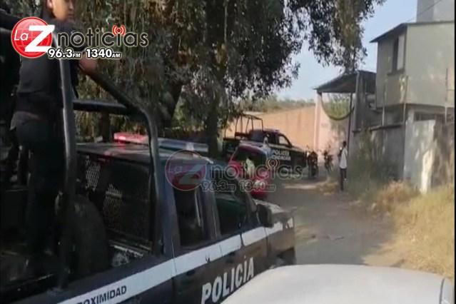Mujer es asesinada a balazos en una vivienda de Tarímbaro
