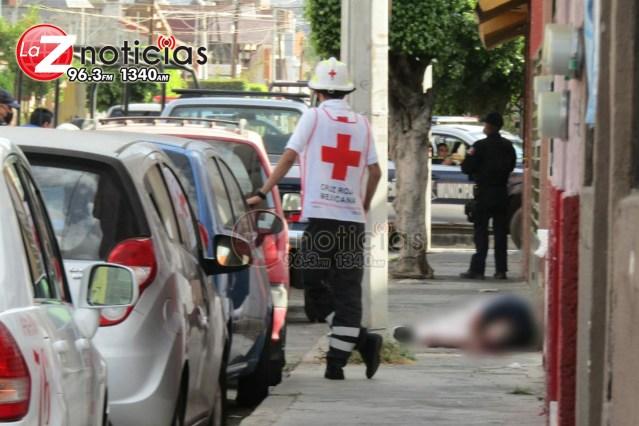 Adulto mayor es asesinado de un balazo en la cabeza, en Zamora