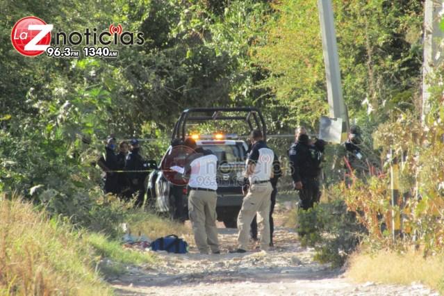Desconocido es hallado ejecutado en brecha de Zamora