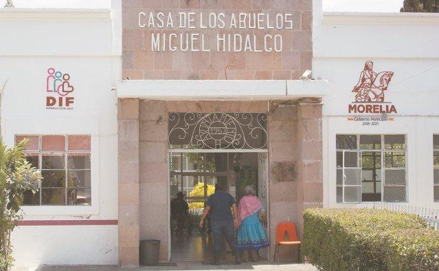 Ya investiga CEDH casos positivos de Covid-19 y presunta falta de higiene en el Asilo «Miguel Hidalgo»