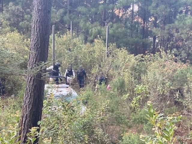En Operación Conjunta Michoacán se ubicó un campamento en Madero