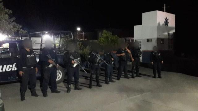 Remite SSP a Barandilla a 16 personas por faltas a la Nueva Convivencia