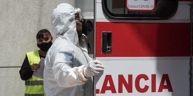 COVID-19 en México: en umbral de 200 mil muertes, hoy se registran 579 decesos