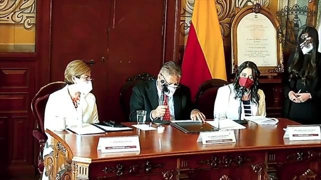 «Imposible»  para el Ayuntamiento de Morelia disuadir aglomeraciones por eventos polìticos señala Secretaria Municipal