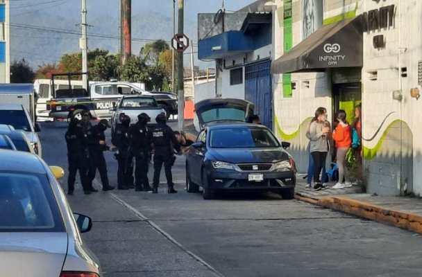 Atacan a balazos a paramédicos en Veracruz