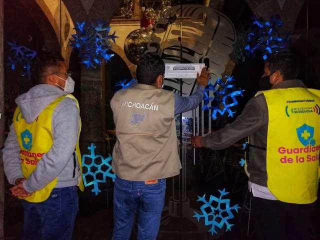 Suspendidos 478 establecimientos por no cumplir medidas ante COVID-19