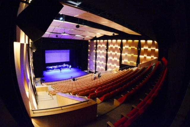 Escenario de talla mundial, el teatro Mariano Matamoros