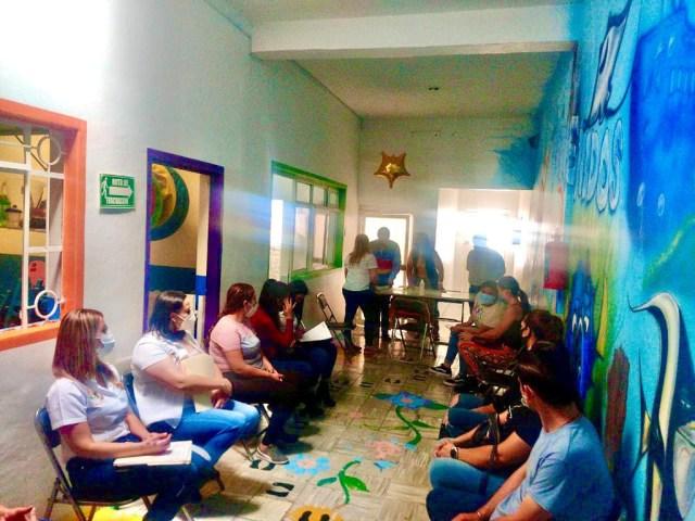 Delinean acciones del programa Estancias Infantiles en Sahuayo