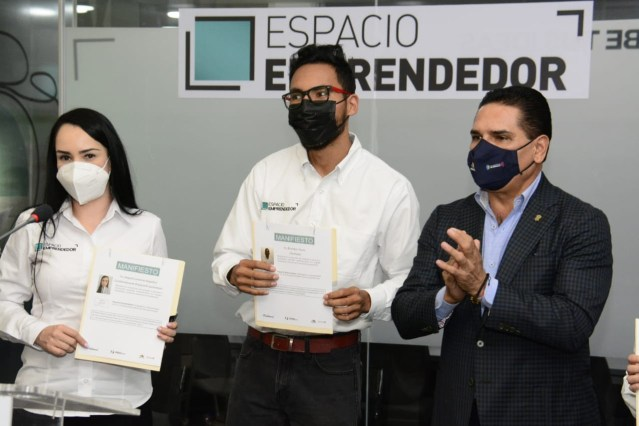 Abre sus puertas Espacio Emprendedor en Uruapan