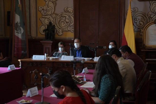 Ayuntamiento de Morelia aprueba fortalecer protección a infraestructura urbana de resguardo  peatonal  y ciclista