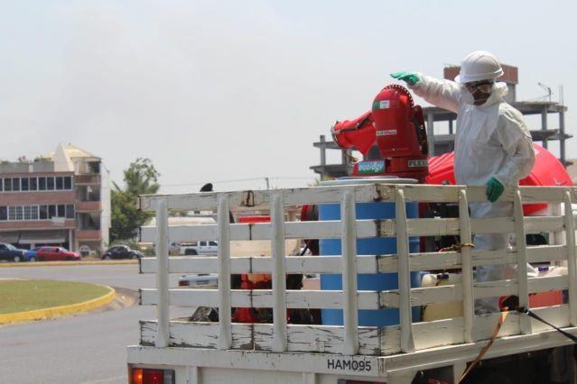 Gobierno de Morelia continúa con acciones de salud contra el dengue