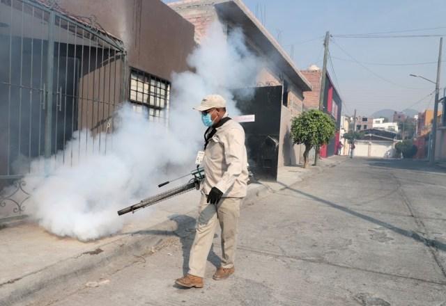 Registra Michoacán reducción del 57% en casos de dengue en comparación a 2020