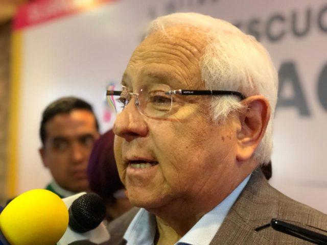Fallece Carlos Mandujano, coordinador de PC Michoacán