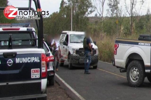 Hombre es asesinado a balazos en Teremendo de Los Reyes