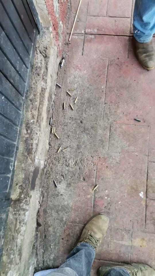 CJNG desata terror en Nuevo San Juan; hay dos policías heridos y casas rafagueadas