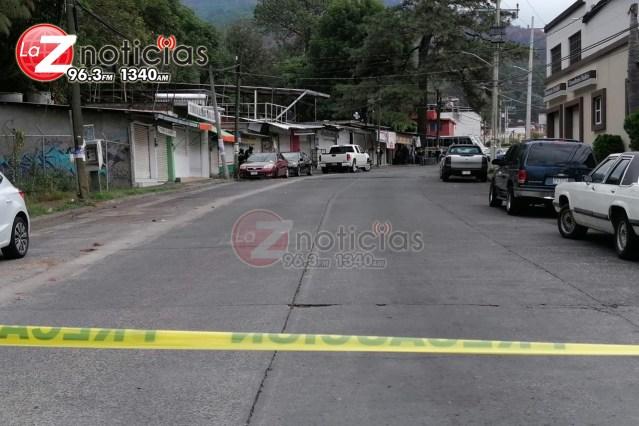 Ultiman a balazos a conductor de camioneta en Uruapan