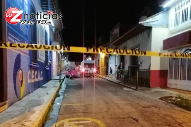 Irrumpen en una casa y asesinan a padre e hijo en Uruapan