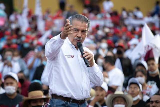 Nuestra estructura marcará la diferencia el 6 de junio: Raúl Morón