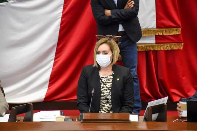 Michoacán eligió a Ramirez Bedolla y debemos respetar los resultados: Yarabi Avila