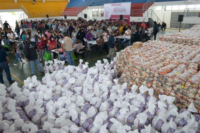 Gobierno de Morelia reactiva programa «Bienestar alimentario para madres jefas de familia»