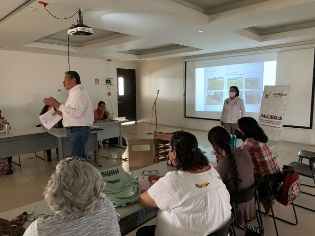 Realiza IMUJERIS talleres para generar autoempleo en el sector femenino