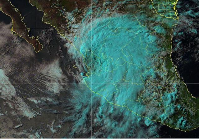 Tormenta «Dolores» seguirá provocando lluvias en todo México: SMN