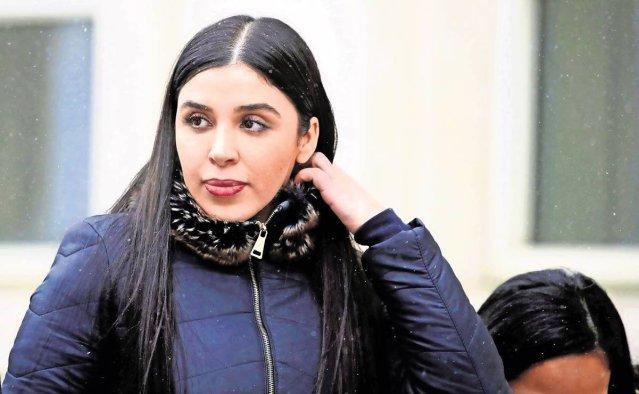 Emma Coronel, esposa de «El Chapo», se declarará culpable en Estados Unidos: NYT