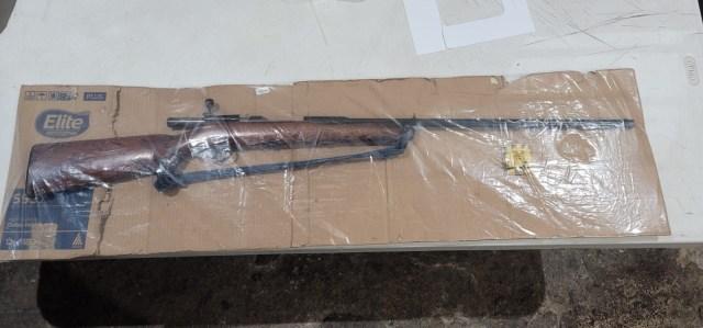 Asegura SSP a uno en posesión de un arma de fuego