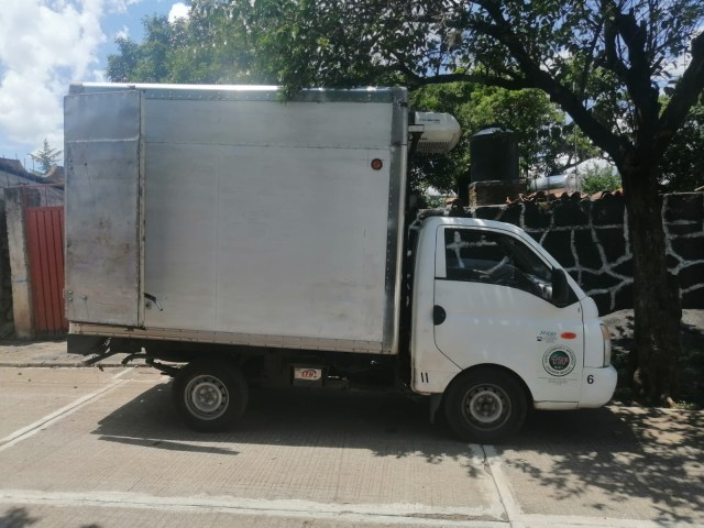 En Morelia asegura SSP vehículo con reporte de robo