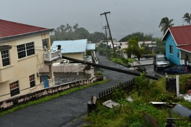 Alerta en República Dominicana y Haití por cercanía del huracán 'Elsa'