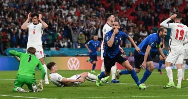 El PIB italiano se beneficia del triunfo en la Eurocopa; aumenta hasta 4 mil mde