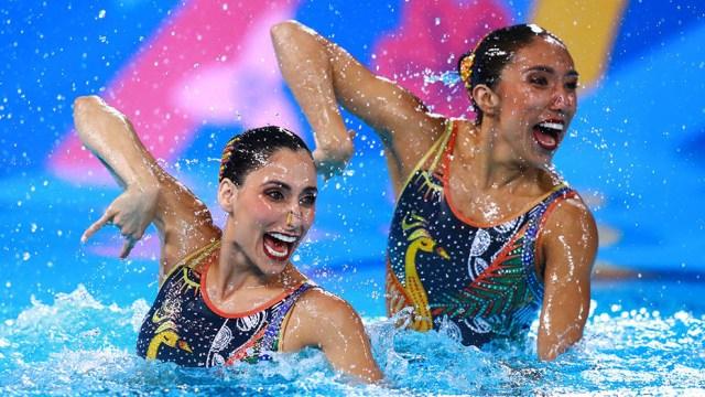 México tiene oportunidad de ganar medalla en natación artística
