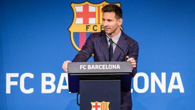 Salida de Messi podría costarle 137 millones de euros a Barcelona en valor de marca