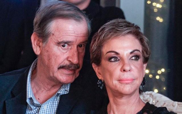 Hospitalizan a Vicente Fox y a Marta Sahagún por Covid-19