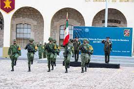 Llega nuevo comandante a la 21 Zona Militar