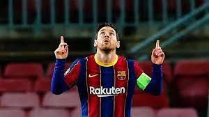 Messi firmará hoy con el PSG
