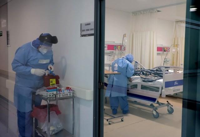 Han fallecido 3 mil 42 pacientes hipertensos por COVID-19