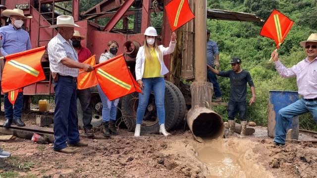 Arranca obra hidráulica en Copándaro
