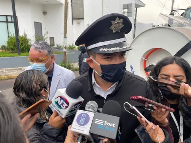 Averiado el 50% del parque vehicular de la Policía Morelia