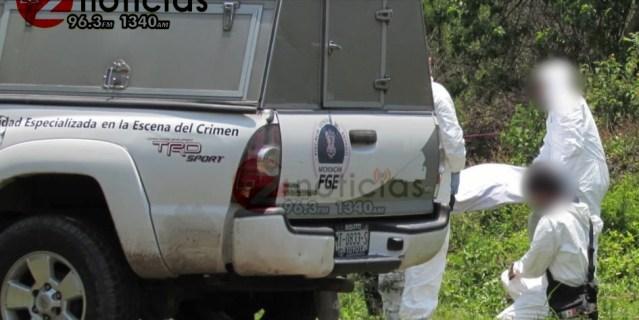 Hallan a una persona asesinada a balazos en la región de Copándaro