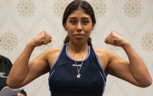 Fallece la boxeadora mexicana Jeanette Zacarías