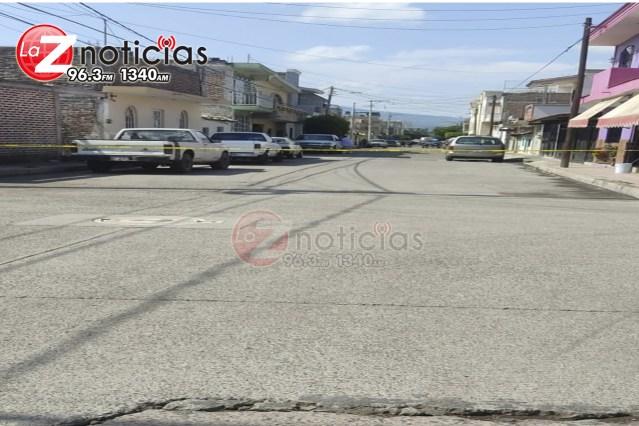 Adolescente es asesinado en las calles de Sahuayo