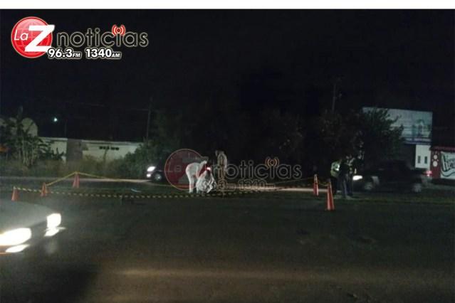 Peatón muere atropellado en el periférico de Morelia